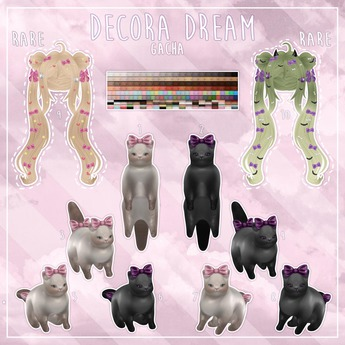 [NANI] Decora.Dream (FATPACK)
