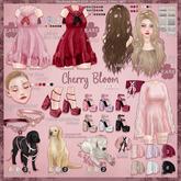 nani - cherry bloom - FATPACK