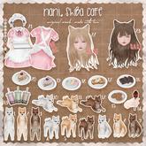 [NANI] Shiba.Cafe ~ [FATPACK]