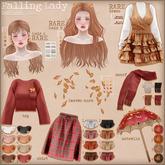 bonbon - falling lady [FATPACK]