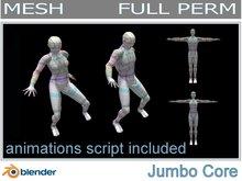 !!! Animesh - Builders Edition - Male & Female - Script