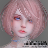 BEARCAT.EGG ; Doll Eyes - 12 colors