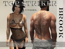 TOP STRIKER / BROOK TATTOO / MALES  & Bakes on Mesh