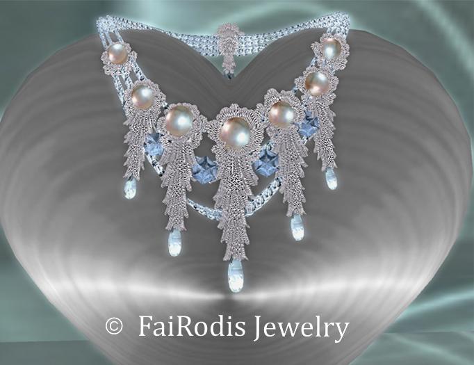 FaiRodis Sea Breeze necklace pack