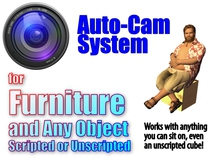 Auto-Cam for Furniture and Objects