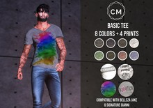 CM. tee CENSORED (Special!)