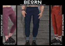 BEORN - Sport Kobe Sweatpants