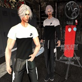 jogging OUTFIT MALE