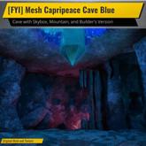 [FYI] Mesh Capripeace Cave Blue