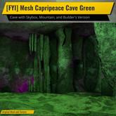 [FYI] Mesh Capripeace Cave Green
