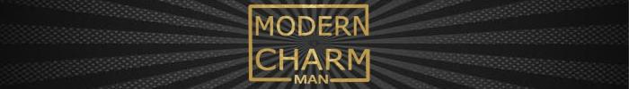 Logo modrn charm man 100   700