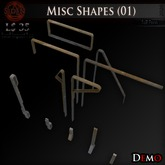 (Demo) Misc Shapes (01)