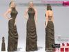 %50SUMMERSALE Full Perm Sleeveless Ruffled Many Wrinkles Hooded Long Dress | Maitreya Slink Belleza Ocacin Tonic