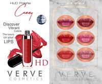 VERVE - Lipstick Palette - Cammy - HD Genus