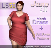 June 2.0 Dress - Pencil