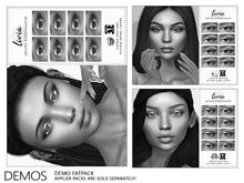 LIVIA Desire Eyeshadow DEMOS
