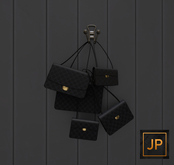 -David Heather-Hanging Purses 1