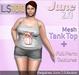 June 2.0 Tank top - Cupocake