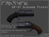 Rapture - GP-37 Grenade Pistol