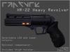 Rapture - HR-22 Heavy Revolver