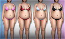 June 2.0 - Mesh Bikini Pack (5)
