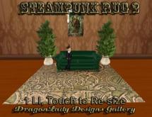 Steampunk Rug 2
