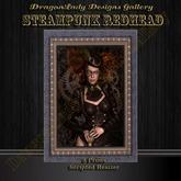 Steampunk Redhead