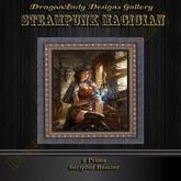 Steampunk Magician