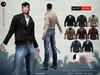 A&D Clothing - Jacket -Negan-  SlimPack