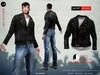 A&D Clothing - Jacket -Negan- Ebony