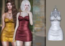 :: ANTAYA :: Dress <Elena> White (wear)