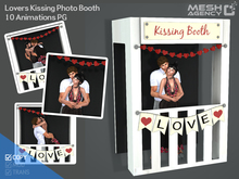 ::MA:: Lovers Kissing Photo Booth -  [10 Animations PG]