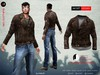 A&D Clothing - Jacket -Negan- Coffee