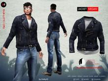 A&D Clothing - Jacket -Negan- Navy