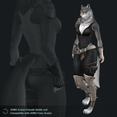 JOMO Avatar Female Battle suit C