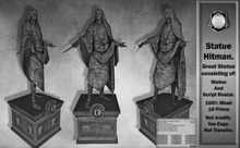 DEMO Statue Hitman