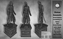 DEMO Statue Assassin