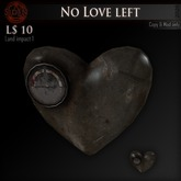 (Box) No Love left