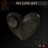 (Demo) No Love left