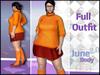June 2.0 - Velma Cosplay