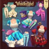 [Canimal] Wonderland Dress - Cheshire