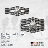 *OAL* Enchanted Ring Round Diamond