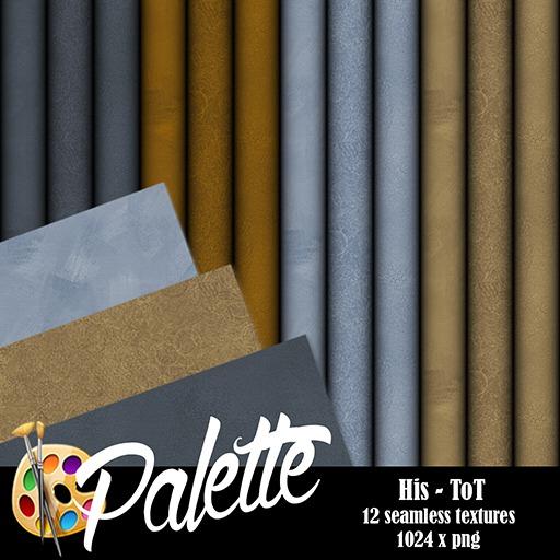 Palette - His ToT