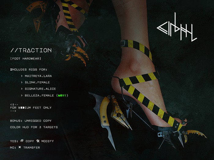 cinphul // traction