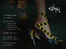 cinphul //  traction [Delivery HUD - ADD ME]
