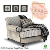 [BR] Couples DeepCozy Chair - PG