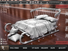 {::ROAR::} Full Perm Mesh Great Valentine Sleigh Bed