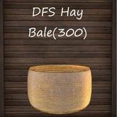DFS Hay Bale (300)