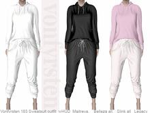 Vonfyrsten 183 Sweatsuit outfit
