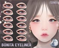{S0NG} Bonita Eyeliner - Genus Applier